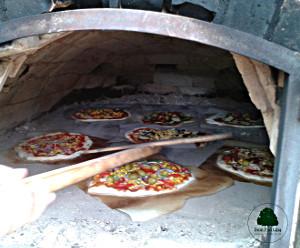Pizza w Domu pod Lipą warsztaty