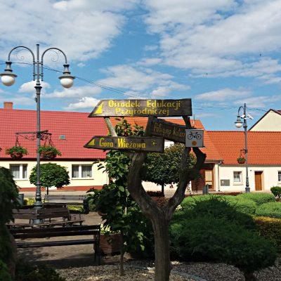Rynek w Pszczewie