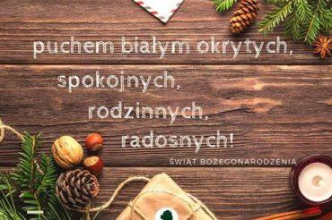 Na Święta Bożego Narodzenia