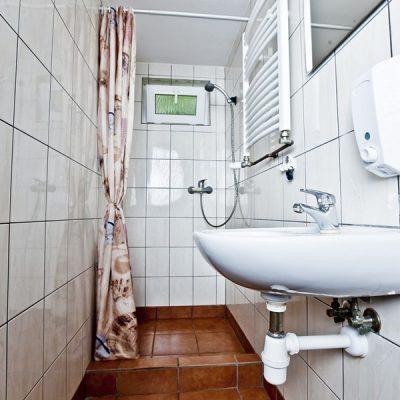 łazienka - prysznic