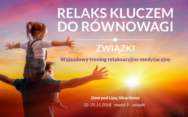 Warsztaty Związki Magda Rabiega listopad