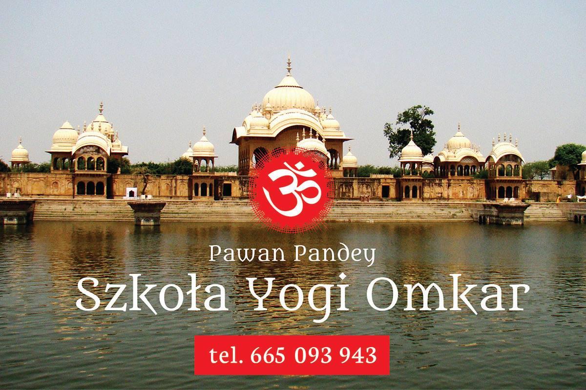 Letnie warsztaty jogi Omkar 2018