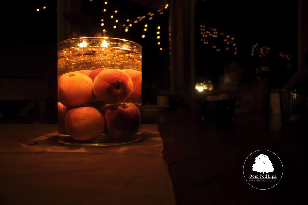 Jesienny wieczór w Domu pod Lipą