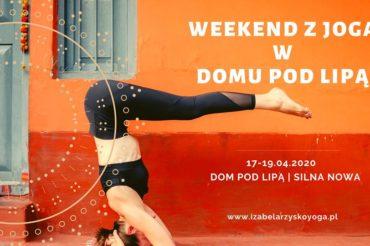 Weekend z jogą – ODWOŁANE