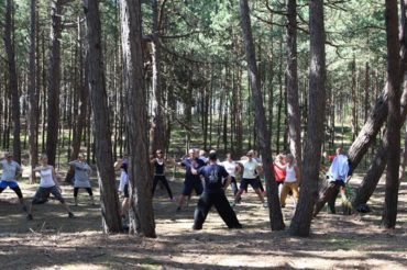 Wiosenny weekend z Tai Chi