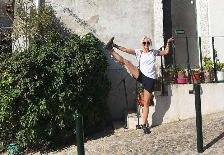 jesienny weekend z jogą ayu shala