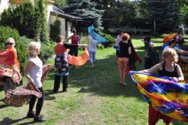 Taniec i Qigong: Wakacje 2020
