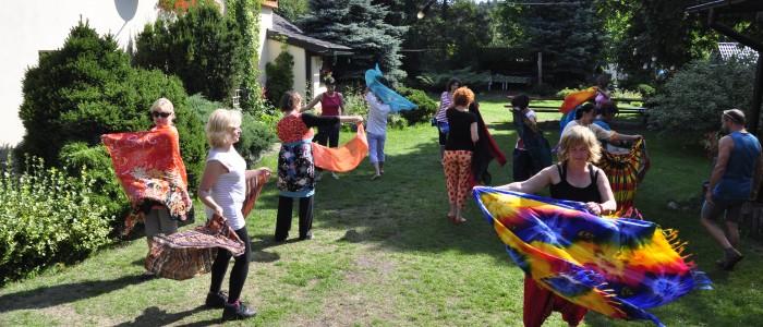 Taniec i Qigong wakacje 2020