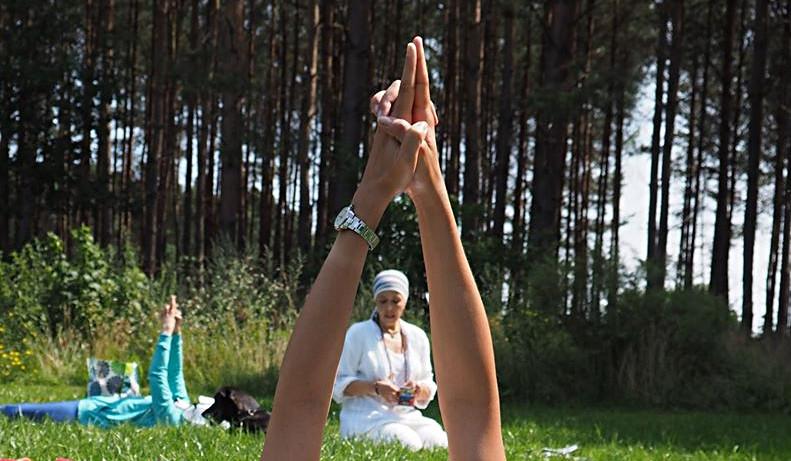 tydzień z jogą i ajurwedą 2020 z Agnieszką Hari Kartar