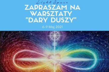 """Warsztaty """"Dary duszy"""""""