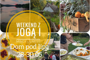 Weekend z jogą i mindfulness
