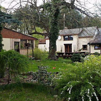 Dom pod Lipą - wczesna wiosna