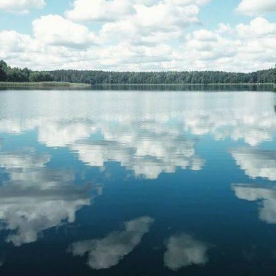jezioro Chłop fot. Monika Strzelecka