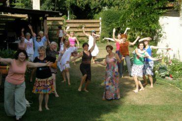 Wspomnienie: Wakacje z tańcem i qigongiem