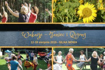 Wakacje z Tańcem i Qigongiem