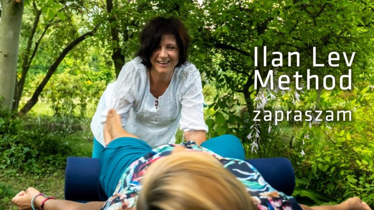 Ilan Lev Method masaż Dorota Kamecka