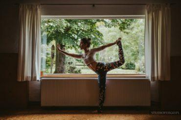 (Przed)Wiosenny weekend z jogą