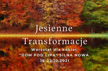 Jesienne transformacje – dla kobiet