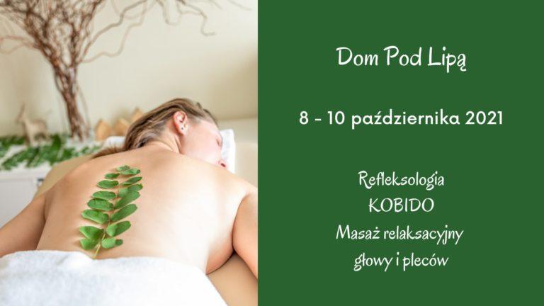 Masaż kobido refleksologia Agata Karlińska